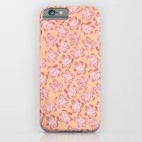 Wallflower - Coralette iPhone 6 Slim Case
