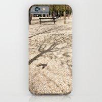 Tree & Shadow iPhone 6 Slim Case