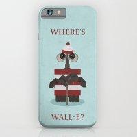 Where's Wall-e? iPhone 6 Slim Case