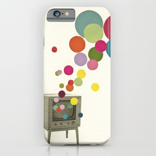 Colour Television iPhone & iPod Case