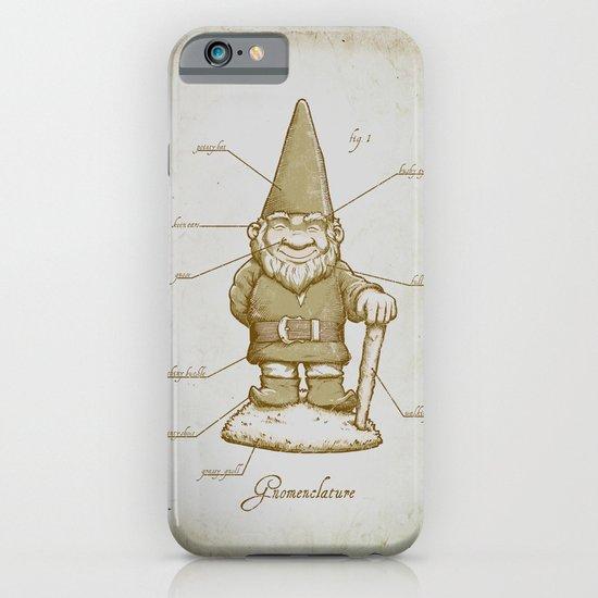 Gnomenclature iPhone & iPod Case
