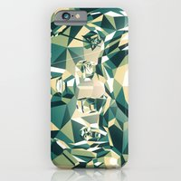 iPhone & iPod Case featuring A Team by Liam Brazier