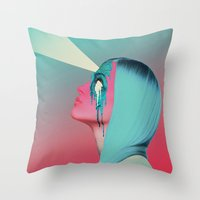 Sight Throw Pillow
