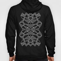 Abstraction Lines Mirror… Hoody
