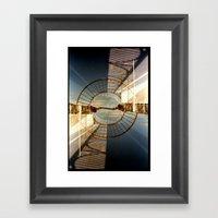 Landscapes C10 (35mm Dou… Framed Art Print