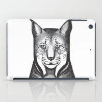 Lynx iPad Case