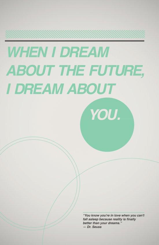 Dream of Future Art Print