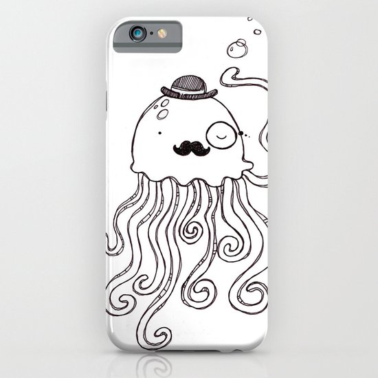 Be a Jellymen iPhone & iPod Case