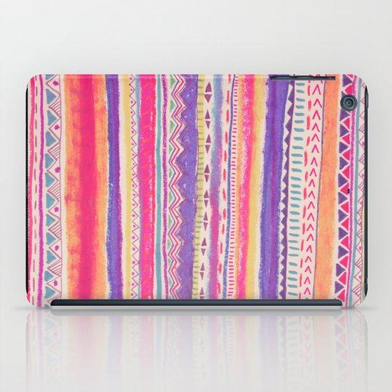 TRIBAL CRAYON / iPad Case