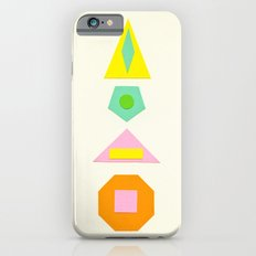 Shapes Within Shapes Slim Case iPhone 6s