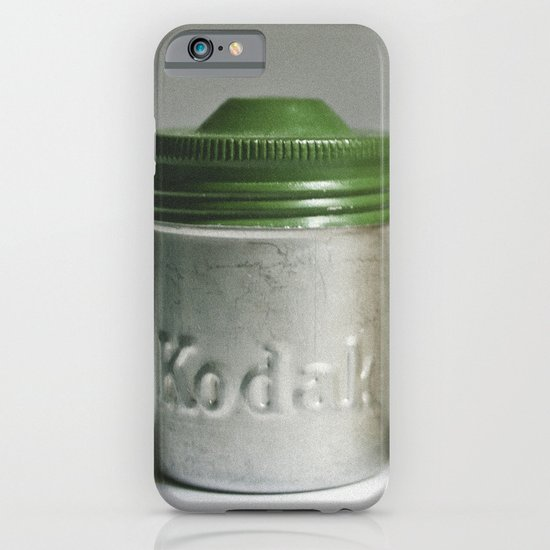 Vintage Kodak Film Canisters iPhone & iPod Case