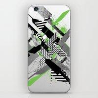Geometric Digital iPhone & iPod Skin