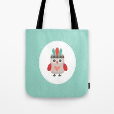 HIPSTER OWLET Tote Bag