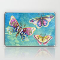 Give Your Spirit Wings  Laptop & iPad Skin
