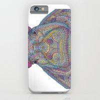 Hippie-Potamus (Multicol… iPhone 6 Slim Case
