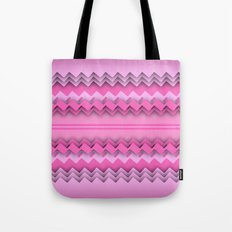 Zigzag paper dream Tote Bag