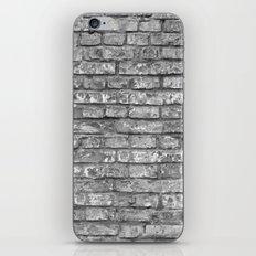 Vintage Brick Wall iPhone & iPod Skin