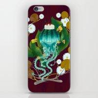 pitigüey iPhone & iPod Skin