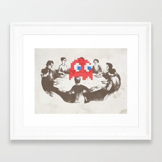 Medium Difficulty Framed Art Print