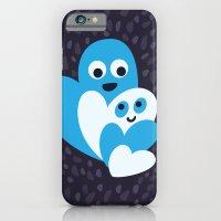Happy Hearts Family iPhone 6 Slim Case