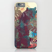Panther Square iPhone 6 Slim Case