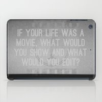 Movie iPad Case