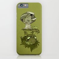 iPhone & iPod Case featuring contraction by temsa7
