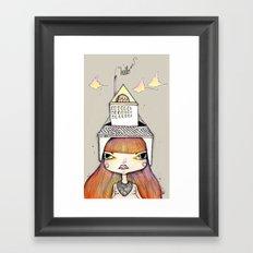 To Make a Home Framed Art Print