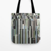 Penthouses and Parks (3) Tote Bag