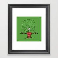 Tree Hugger Framed Art Print