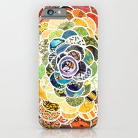 Rainbowbloom iPhone 6 Slim Case
