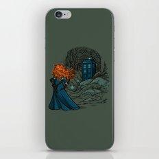 Follow Your fate iPhone & iPod Skin