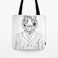 Fine Feline  Tote Bag