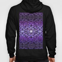 Floral abstract background G103 Hoody