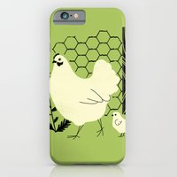 Hen and chick iPhone 6 Slim Case