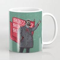 Zombie Lenin Mug
