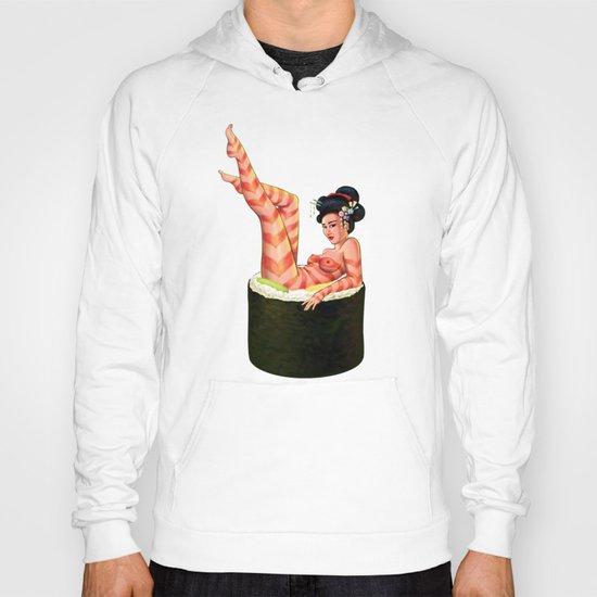 Sushi Girl Hoody