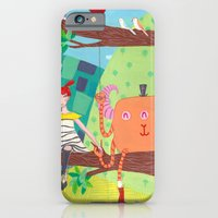 iPhone & iPod Case featuring Best Friends by Fran Court