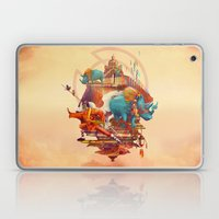 Rhinos Stone Laptop & iPad Skin