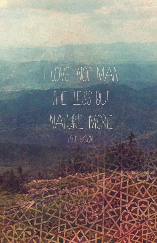 Nature More  Art Print