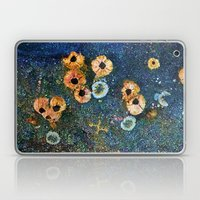 Abstract beautiful barnacles Laptop & iPad Skin