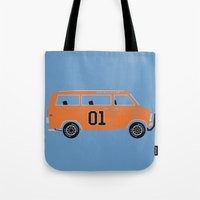 The General Van Tote Bag
