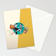 Tempi moderni / Modern times Stationery Cards