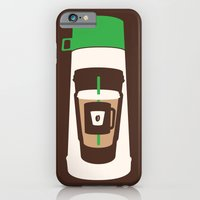 The Coffee Stacker iPhone 6 Slim Case