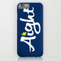 iPhone & iPod Case featuring aight by chris sheehan