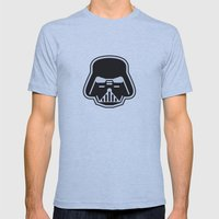 The Dark One Mens Fitted Tee Athletic Blue SMALL