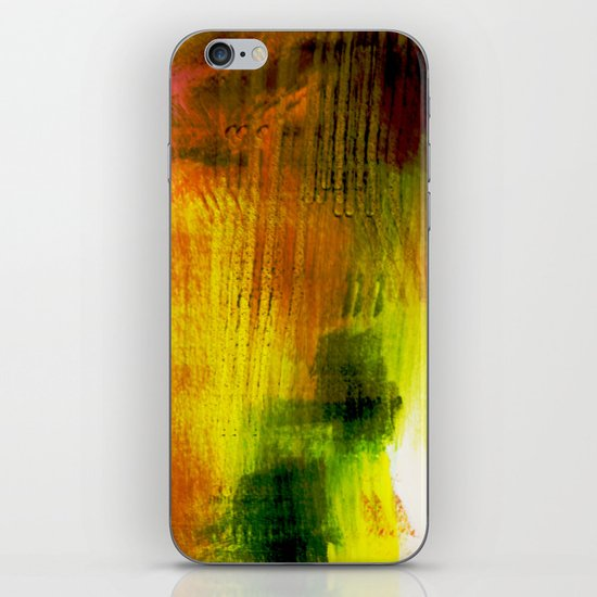 Hiding Place iPhone & iPod Skin