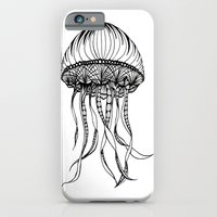 Jellyfish Octopus Creature Imaginitive  iPhone 6 Slim Case