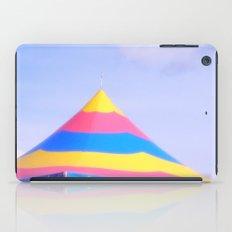 Circus tent iPad Case