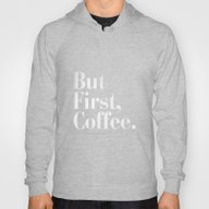 But First, Coffee Vintag… Hoody